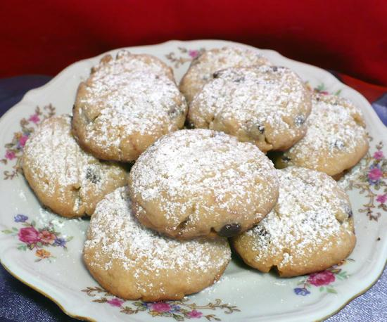 Pioneer Boulangerie Chocolate Chip Butter Cookies