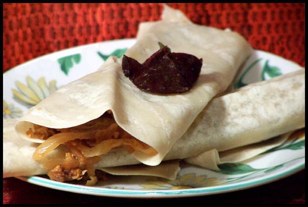 Sesame Pork Fajitas