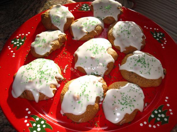 Raisin Spice Cookies (WW)