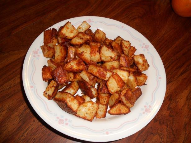 Oven-Fried Potatoes I