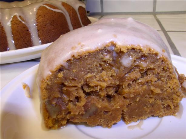 Souper Spice Sweet Potato Cake