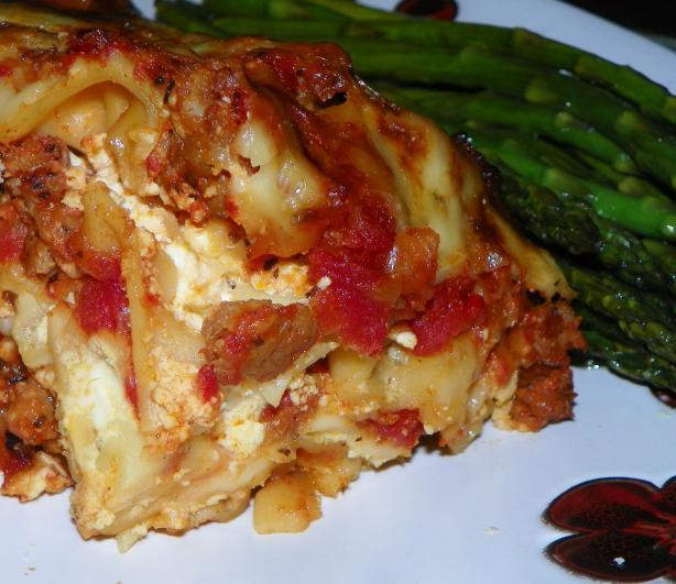 Favorite Lasagna