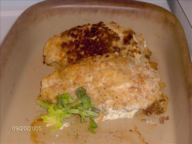 Herb Stuffed Chicken Breasts