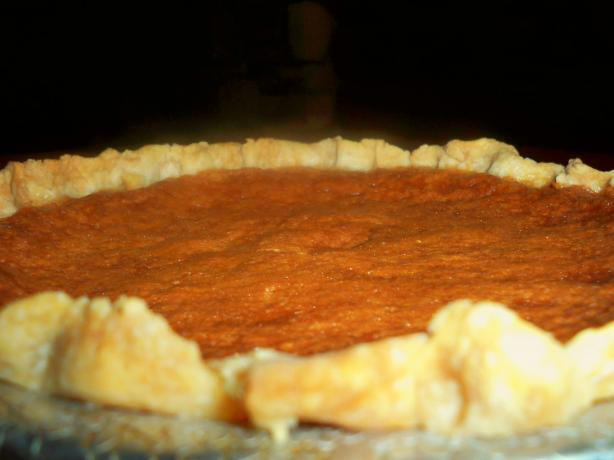 Easy Oil Pie Crust