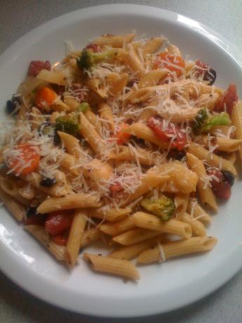 Suzanne's Easy Pasta Primavera
