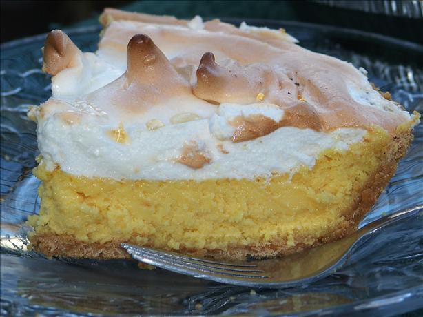 Easy Enough Creamy Lemon Meringue Pie