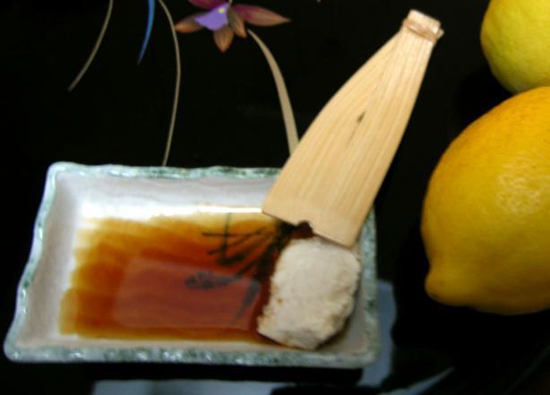 Japanese Ponzu Sauce - Vegetarian Variation