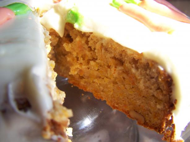 Janie's Carrot Cake