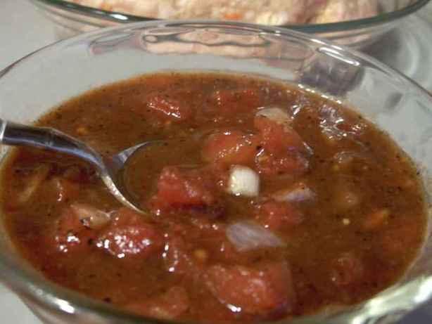 15 Minute Chili Sauce