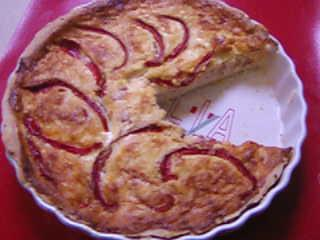 Uncle Bill's Quiche Aujunbon