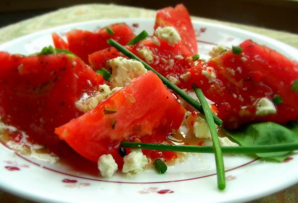 Ripley Tomato Salad