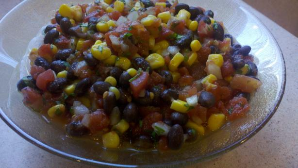 Chipotle Black Bean Salsa