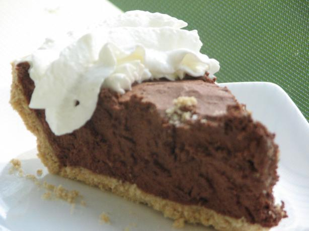 Chocolate Ice Box Pie