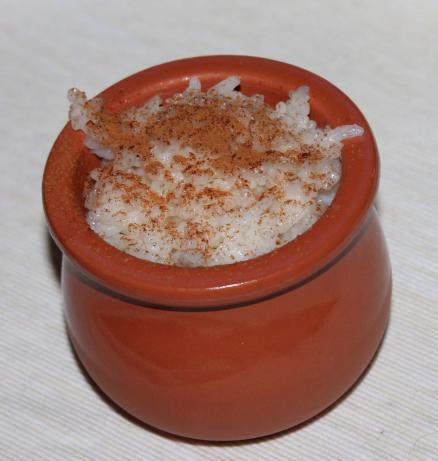 Sweet Rice With Cinnamon (Roz Mafooar)