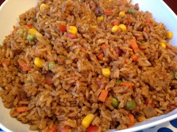 Arroz Mexicana (Mexican Rice)