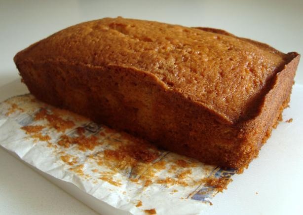 Brown-Sugar Pound Cake