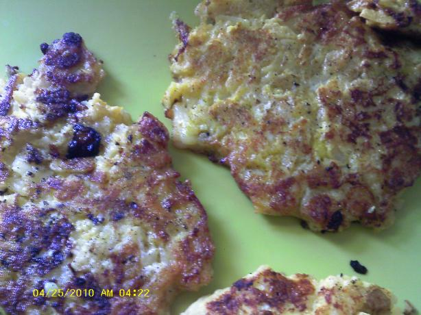Morrocan Potato Cakes- Maakouda Batata