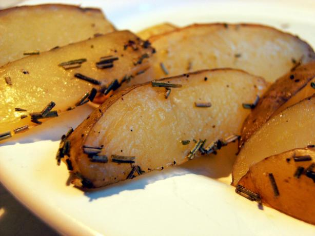 Roast Potatoes With Herbs