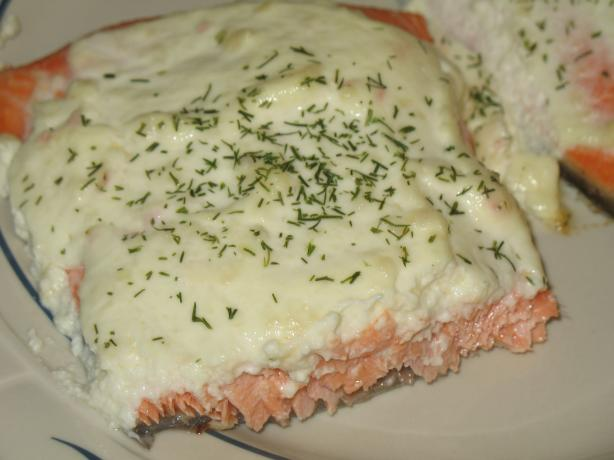 Baked Parmesan Trout Fillets