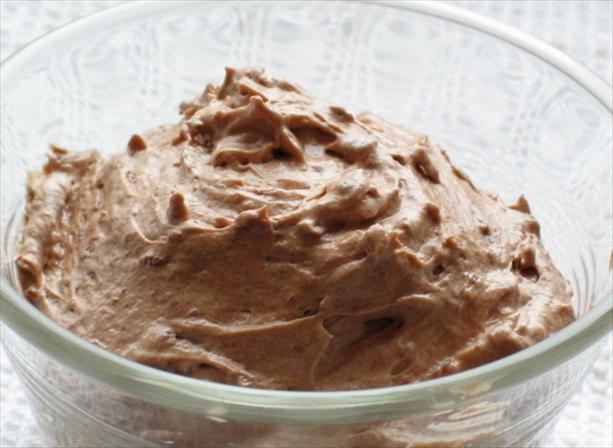 Supremely Easy Chocolate Mousse