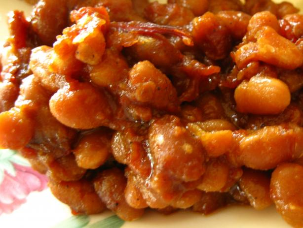 Choosy Beggars Smoky BBQ Baked Beans