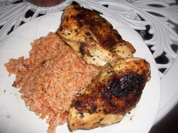Mexican Take-Out Arroz Rojo (Red Rice)
