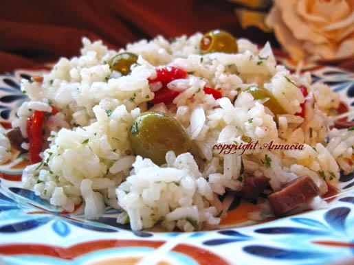 Andalusian Rice Salad (Ensalada De Arroz)