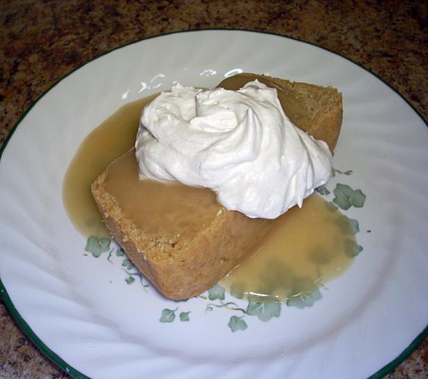 Lemon Coconut Pound Cake (Vegan)