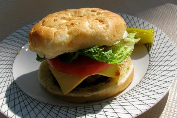 BBQ Ranch Burgers