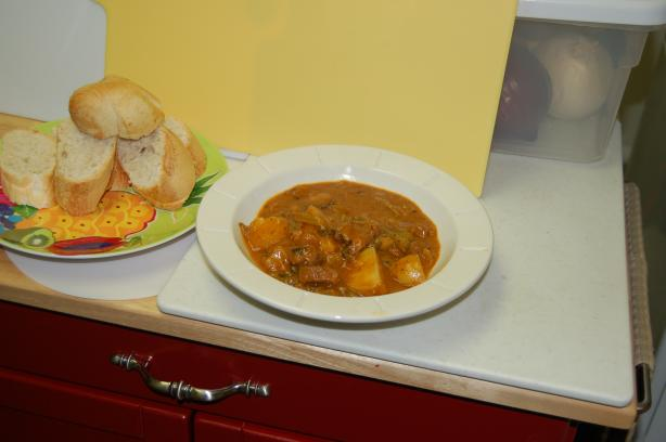 Lamb Stew (Navarin of Lamb)