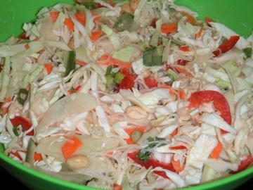 Shredded Asian Salad