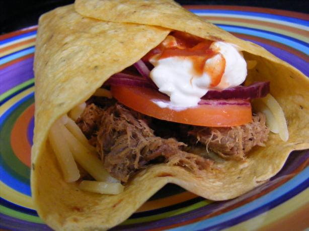 Easy Tex-Mex Brisket