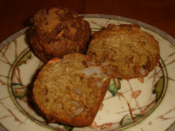 Apple 'n' Spice Muffins