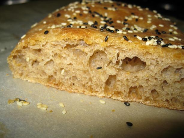 Captains Barbari Flatbread
