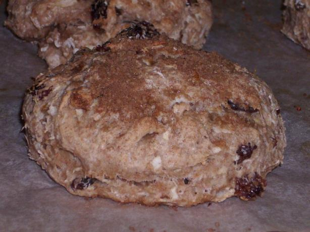 Wholemeal Apple & Cinnamon Scones