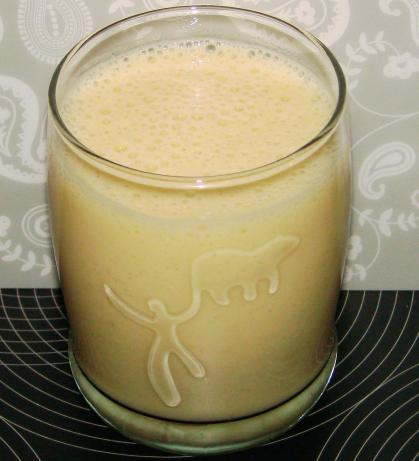 Banana Soy Smoothie