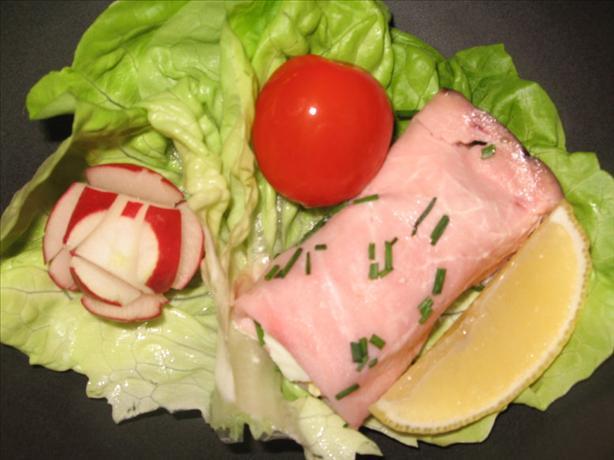 Polish Egg & Ham Rollups(Jaja W Szynce / Roladke)