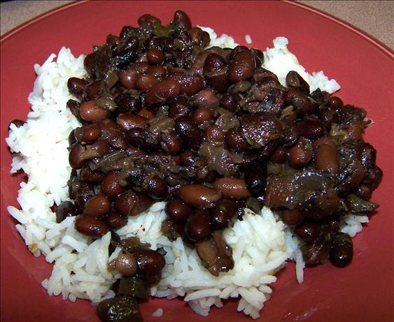 Crock Pot Smokey Black Beans