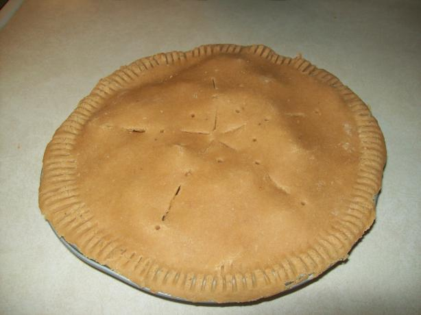Pork Pot Pie