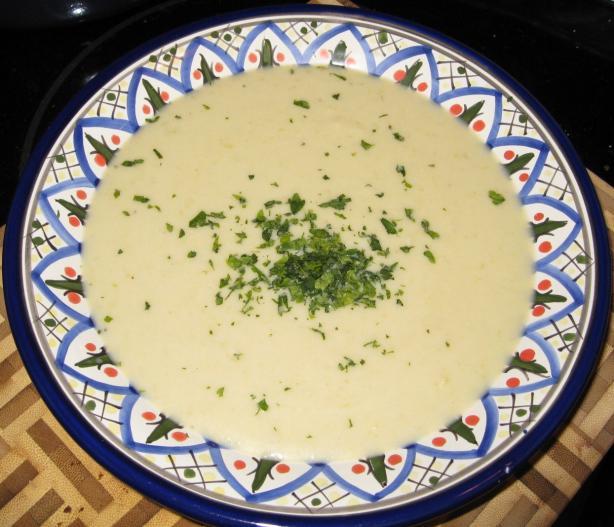 Hearty Leek & Potato Soup