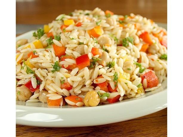 Dana's Orzo & Pepper Pasta Salad