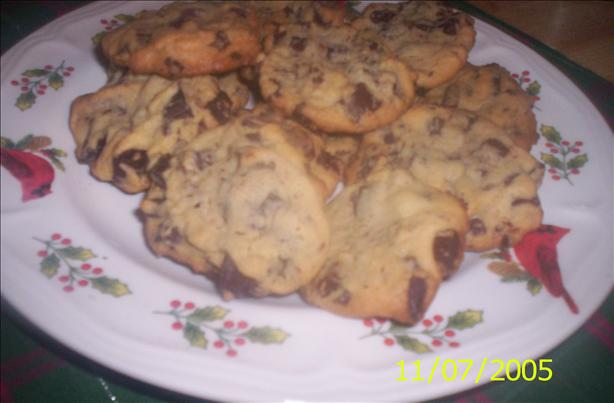 """hershey's Special Dark ""chocolate Chip Cookies"