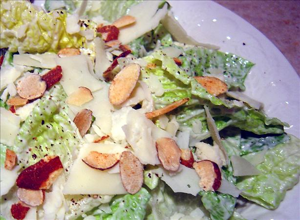 Quick and Easy Caesar Salad