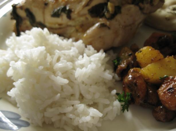 Kateh - Iranian Simple Rice