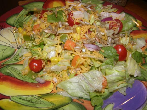 Santa Fe Chicken Salad, from Salad Creations