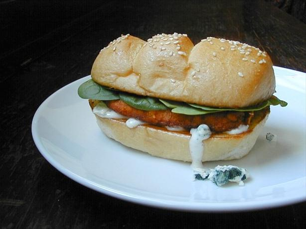 Buffalo Chicken for Sandwiches
