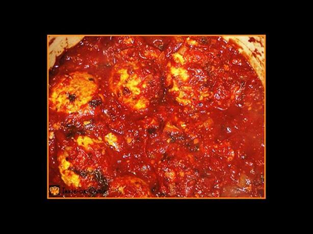Crock Pot Tomato Sauce Tofall Spaghetti