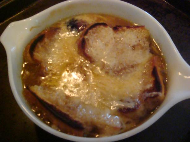 Paula Deen's French Onion Soup