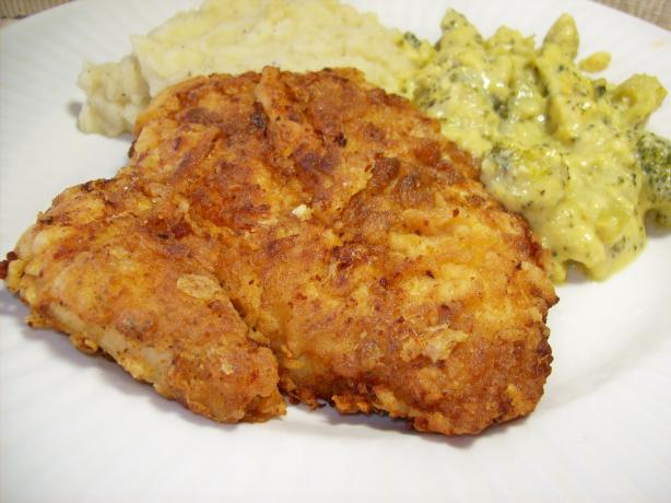 Buttermilk Fried Chicken Breast Filets