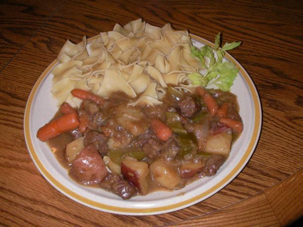 R Bs Pressure Cooker Beef Stew